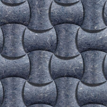 handmade paper: Abstract paneling pattern - seamless background - Handmade paper