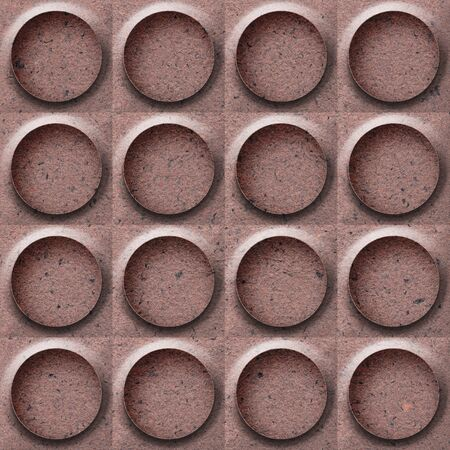 Abstract paneling pattern - seamless background - button pattern - paper texture Stock Photo