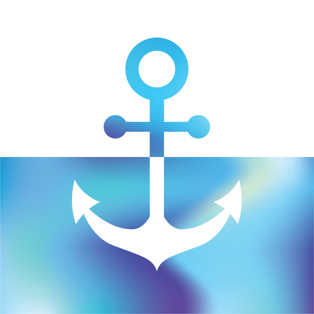 docking: Nautical Anchor - marine Equipment