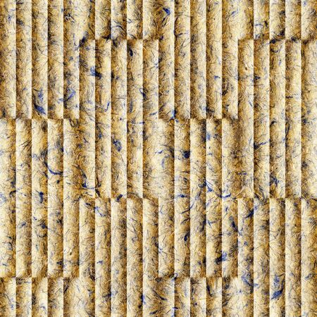 sunblind: Abstract paneling pattern - seamless background - Handmade paper