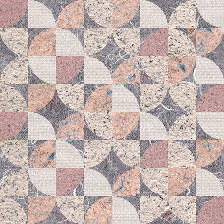 paneling: Abstract paneling pattern - seamless background - pebble pattern
