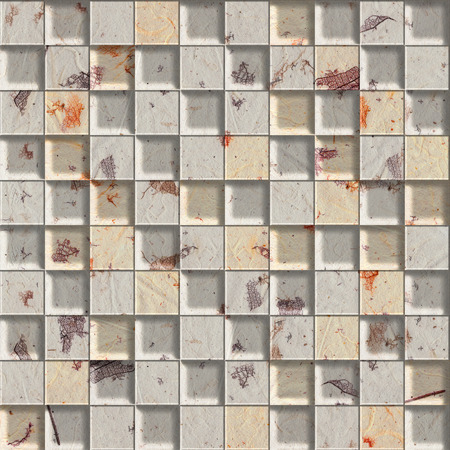 paneling: Abstract paneling pattern - seamless background - cassette floor - paper texture