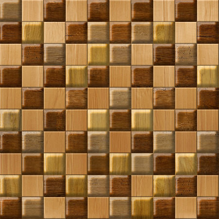 paneling: Abstract paneling pattern - seamless background - cassette floor - wood texture