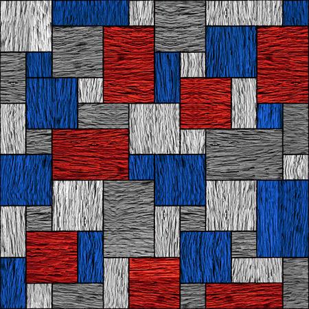 paneling: Paneling pattern - seamless background