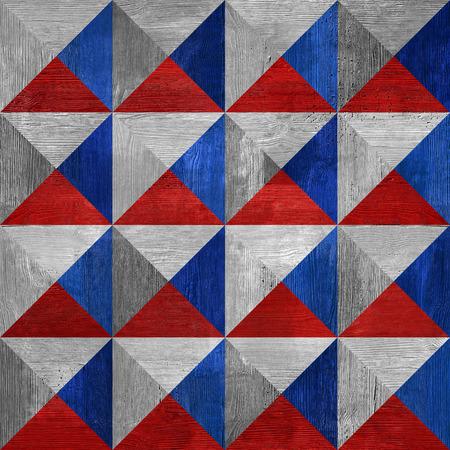 pyramidal: Pyramidal pattern - seamless background