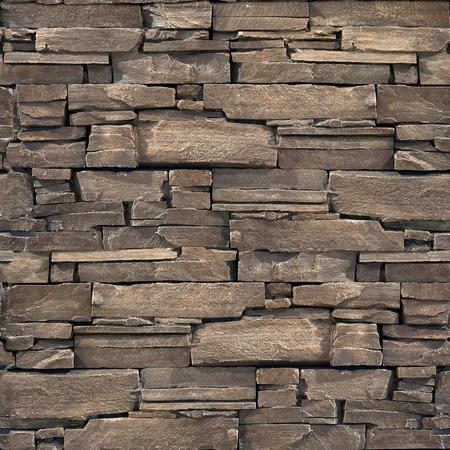 stone texture: decorative stone wall - seamless background - stone texture