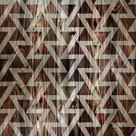 paneling: Abstract decorative texture - seamless background - paneling pattern Stock Photo