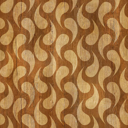 microbial: Abstract microbial texture - seamless background - wood texture