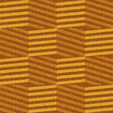 zig zag: zig zag chevron pattern - seamless background - fabric texture Stock Photo