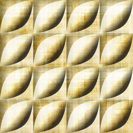 grained: Abstract paneling pattern - seamless pattern - papyrus texture
