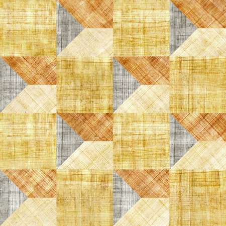 scratchy: Abstract paneling pattern - seamless pattern - papyrus texture