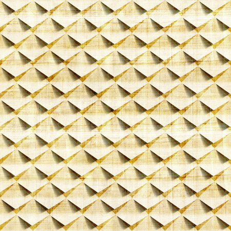 clippings: Abstract clippings - seamless pattern - papyrus texture
