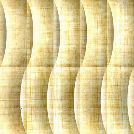 papyrus: Abstract paneling pattern - seamless pattern - papyrus texture