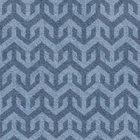 torn jeans: Abstract paneling pattern - seamless pattern - blue jeans textile