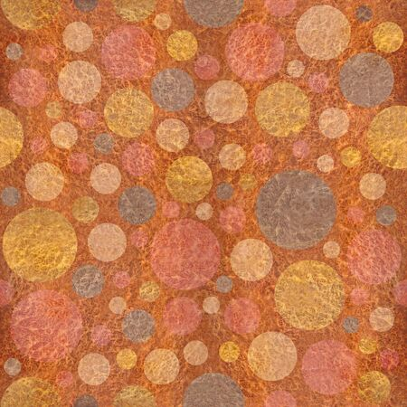 wood paneling: Abstract bubble pattern - different colors - wooden texture