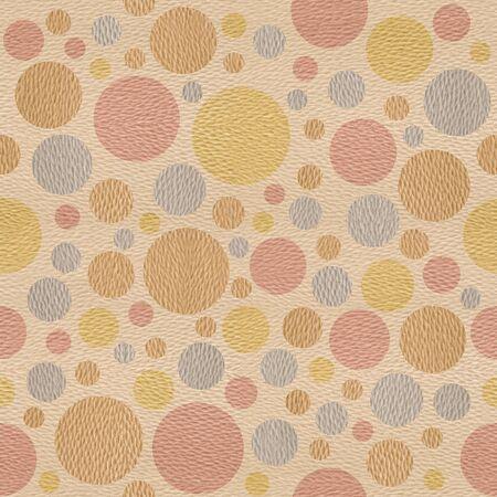 wood paneling: Abstract paneling pattern - White Oak wood texture - bubble pattern Stock Photo