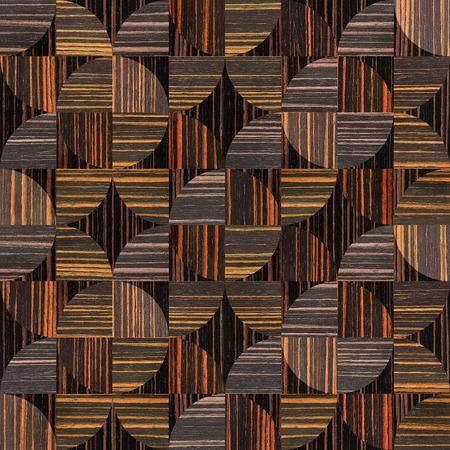 ebony wood: Abstract decorative texture - seamless background - Ebony wood texture