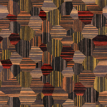 paneling: Abstract paneling pattern - seamless background - Ebony wood texture