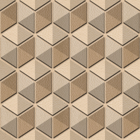 oak wood: Abstract checkered pattern - seamless background - White Oak wood texture