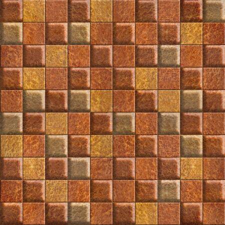 elm: Abstract paneling pattern - seamless background - cassette floor - Carpathian Elm wood texture