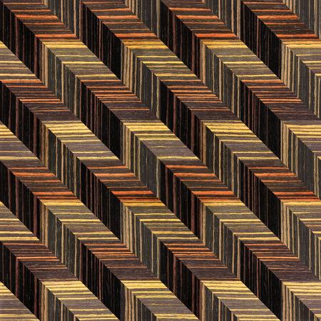 ebony: Abstract paneling pattern - seamless background - Ebony wood texture