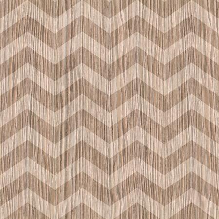 blasted: Vintage chevron pattern - seamless background - Blasted Oak Groove wood texture