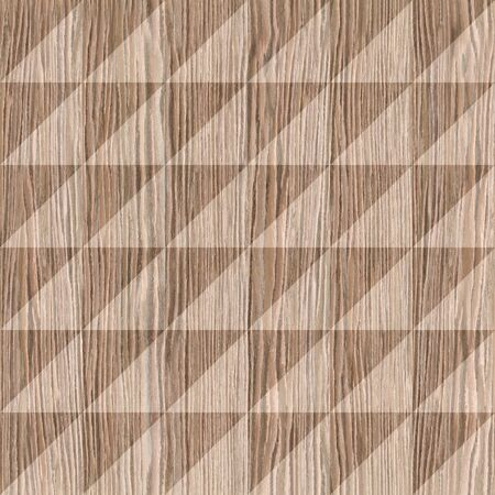 blasted: Abstract paneling pattern - seamless background - Blasted Oak Groove wood texture