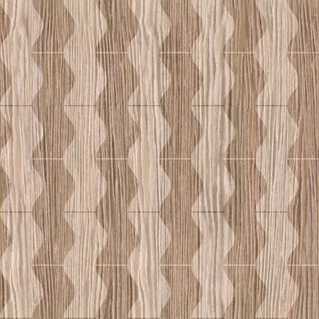 groove: Abstract winding pattern - seamless background - Blasted Oak Groove wood texture Stock Photo