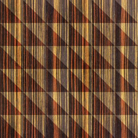 veneer: Abstract paneling pattern - seamless background - Ebony wood texture