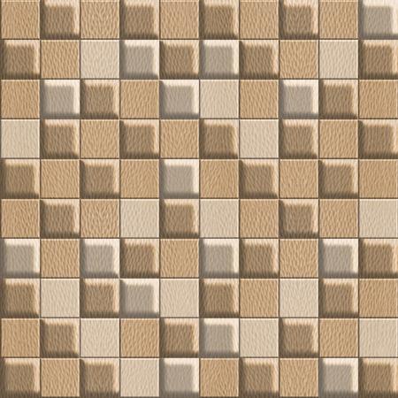 wood paneling: Abstract paneling pattern - seamless background - button pattern - White Oak wood texture