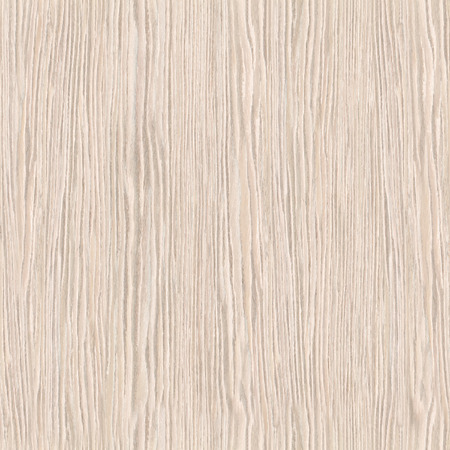wooden board for seamless background - Light Blasted Oak Groove wood texture Banco de Imagens