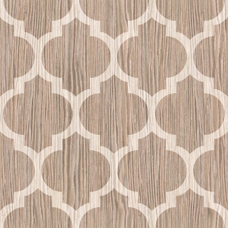Abstract paneling pattern - seamless pattern - Blasted Oak Groove wood texture