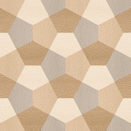 parquet flooring: Abstract paneling pattern - seamless pattern - parquet flooring - White Oak wood texture Stock Photo