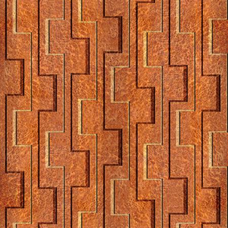 elm: Abstract decorative pattern - seamless background - Carpathian Elm wood texture