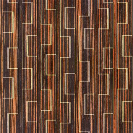 ebony: Abstract decorative pattern - seamless background - Ebony wood texture Stock Photo