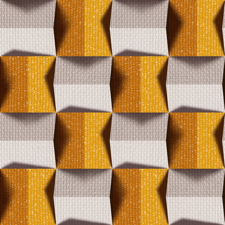 paneling: Abstract paneling pattern - seamless background - textile texture