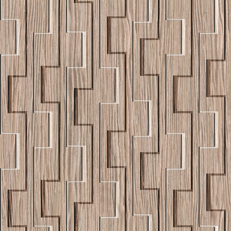 blasted: Abstract decorative pattern - seamless background - Blasted Oak Groove wood texture