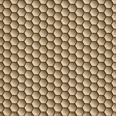 Abstract wooden grid - seamless background - White Oak wood texture photo