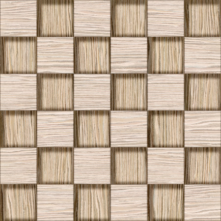 groove: Abstract checkered pattern - seamless background - Blasted Oak Groove wood texture