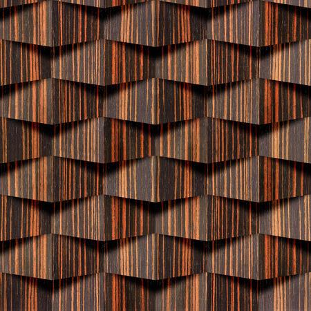 ebony: abstract decorative wall - seamless background - Ebony wood texture