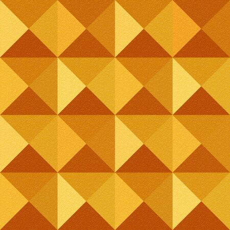 paneling: Abstract paneling pattern - seamless background - orange texture