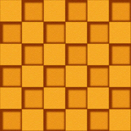 orange texture: Abstract paneling pattern - seamless background - orange texture