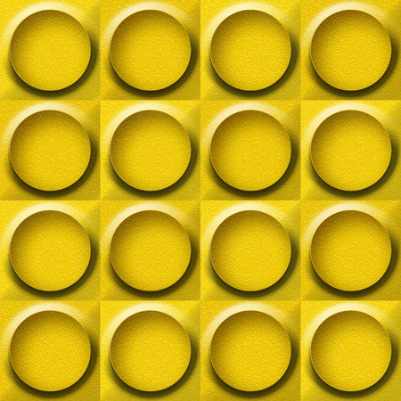 Abstract paneling pattern - seamless background - lemon texture