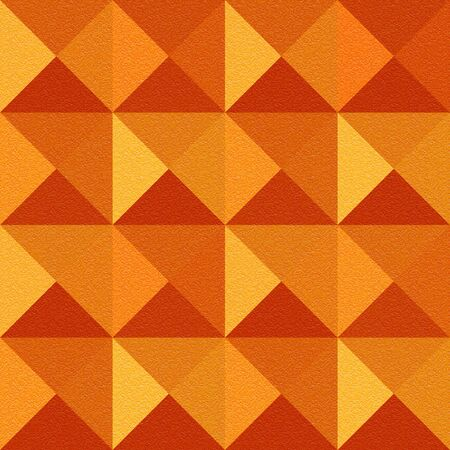 multivitamins: Abstract paneling pattern - seamless background - tangerine texture