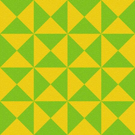 multivitamins: Abstract paneling pattern - seamless background - lemon and lime texture Stock Photo