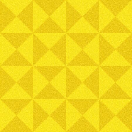 Decorative checkered pattern - seamless background - lemon texture
