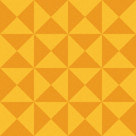 Decorative checkered pattern - seamless background - orange texture