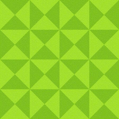 Decorative checkered pattern - seamless background - lime texture