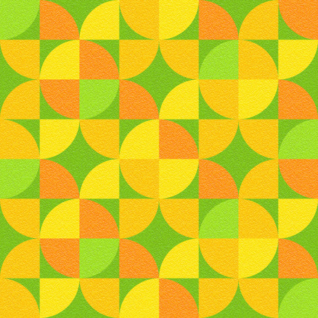 Abstract decorative texture - seamless background - citrus texture - different colors Stock Photo
