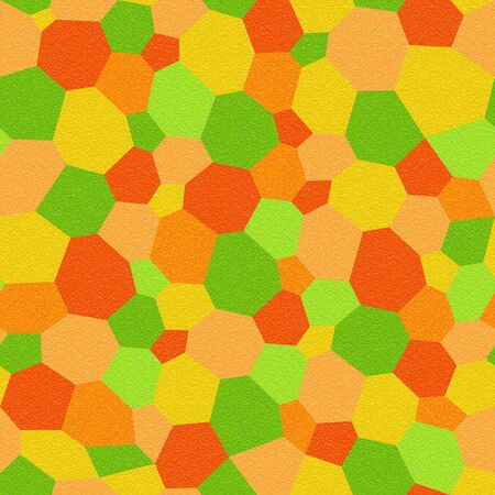 multivitamins: Abstract paneling pattern - seamless background - citrus texture